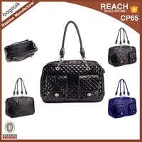 PVC Material Soft Sided Pet Carrier