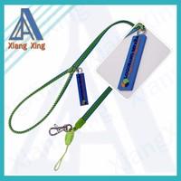 New style zipper lanyard strap wholesale
