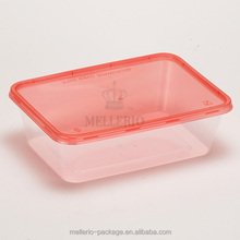 750ml disposable lunch boxes