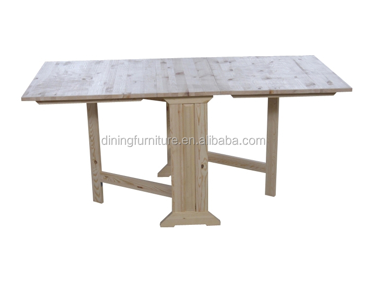 Hot sale table and 4 chairs melamine modern oak dining table and chair
