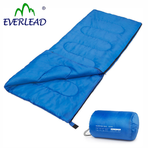 Air Travel Ultralight Waterproof Winter Sleeping Bag Envelope Wearable Compact Lightweight Outdoor Camping Sleeping Bag