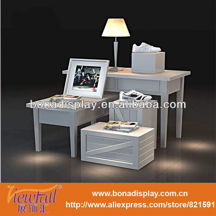 foshan furniture,fashion store table,showcase display table BN-Z018