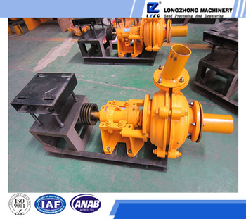 High quality slurry pump for sale