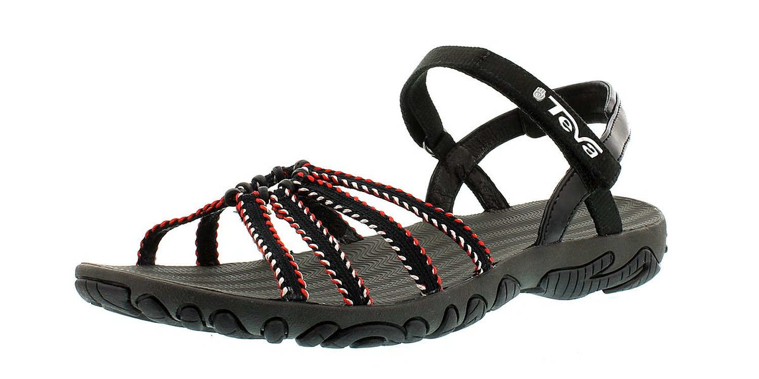 2e3aec1940803a Get Quotations · Teva Kayenta Dream Weave sandals Ladies black