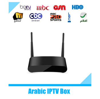 2017 Best Selling BEELINK S805 Quad Core 500+ Channels Arabic Iptv Box