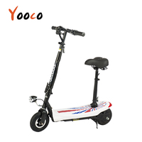 New Product 40km long life mini self balancing 2 wheel folding electric scooter for adult