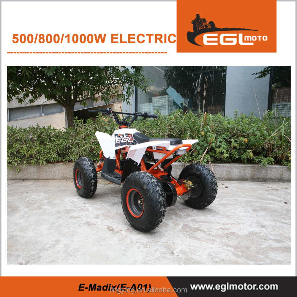 500w Environmentally-friendly electric vehicle 2017 new (four wheel ATV)
