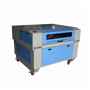 Hot Sale CO2 Reci Jq 1390 100W Laser Machine For Cutting And Engraving