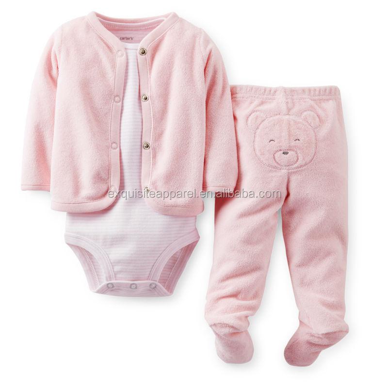 ropa al mayor de bebe