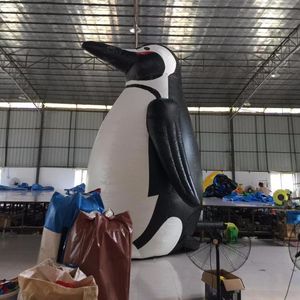 New Design Outdoor Inflatable Advertising penguin Inflatable Cartoon Characters