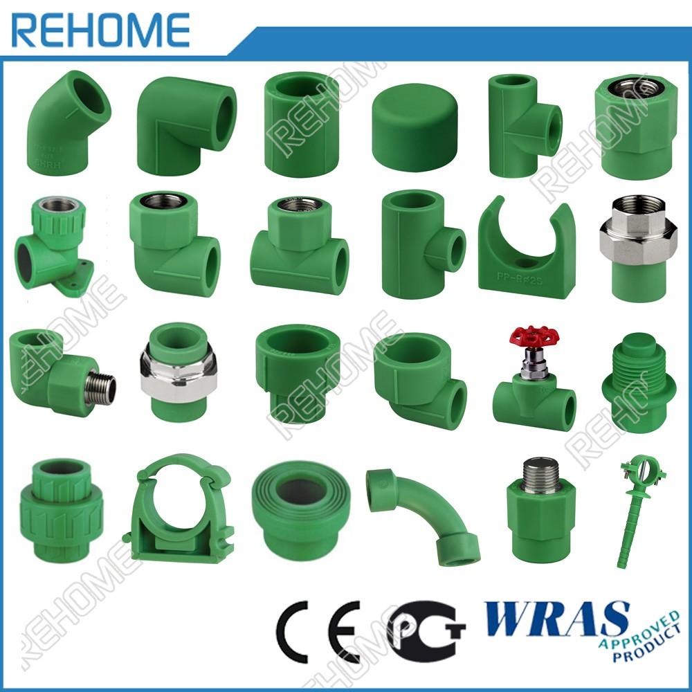 Green ppr pipes fittings catalog for drinking water buy
