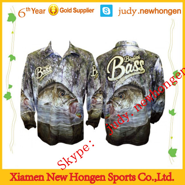 100 polyester tournament fishing shirts wholesale fishing for Tournament fishing shirts