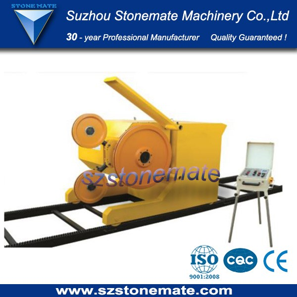 concrete wire cutting machine