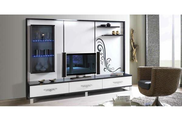 elegance turque unit murale plasma tv stand 10 meuble t l id de produit 136514020 french. Black Bedroom Furniture Sets. Home Design Ideas