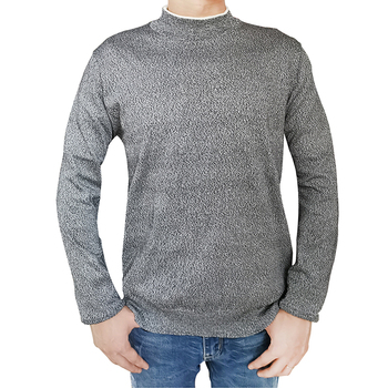 Long Sleeve Anti Cut T-shirt Safety Cut Clothing For Body Protection Gray Color