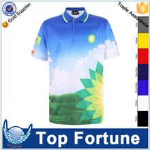 sublimation mens polo shirt,all over print polo t shirt,customize full print golf polo shirt
