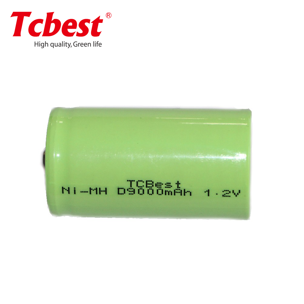1.2v rechargeable battery d size 1.2v 8000 mah rechargeable battery 1.2vnimh d 8000mah rechargeable battery/