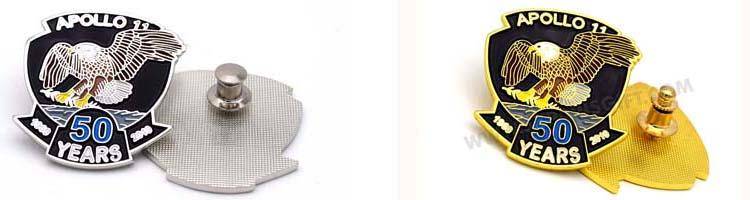 Ucuz özel yapılmış kalp şekli düğme teneke rozet Anime Karakter düğme rozetleri