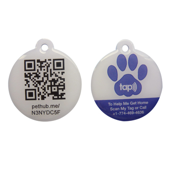 Pet NFC Epoxy Tag NFC Tag for Smart Phone Android