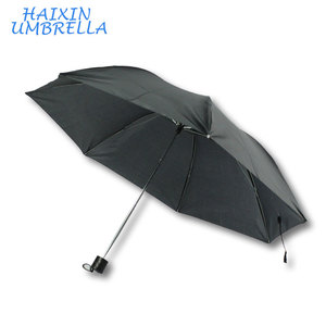 Chinese Supplier Hot Sale Advertising Promotion Manual Open Cheapest 3 Fold Bulk Buy Umbrella Wholesale with Pocket
