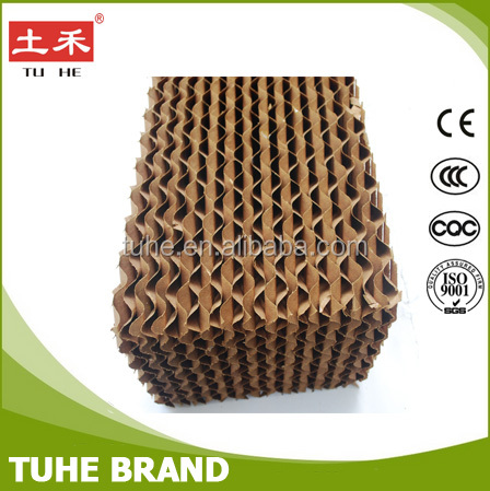 Guangzhou cooling desert best evaporative water cooler pads