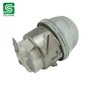 CE RoHS certified G9 110-240V 40W 300C lighting for oven/ steamer lamp/high temperature resistance ceramic oven lamp holder