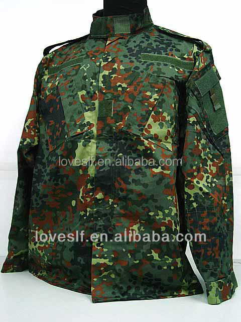 Loveslf The German characteristic military uniform wholesale camouflage clothing