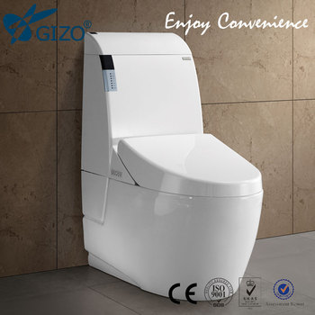 Gizo JJ-0804 water closet ceramic sanitary white toilet
