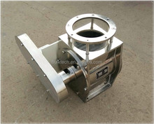stable quality soldering rotary valve&Sanitary Food Grade SS304 Rotary Feeder ( 15 days delivery time )