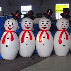 2018 life size inflatable snowmen for sale, snowman tumbler inflatables for holidays