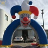 customized pattern inflatable clown arch for christmas day decoration
