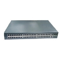 24 10/100/1000M PoE Fast Ethernet Layer 2 poe switch 48v