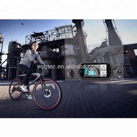 Smart Wireless Bike Bicycle Cycling Sports Computer GPS Ant CYBIC-80