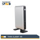 China Manufacturer Lowest price Arm Cloud Computer Thin Client PC Station X5W 1G RAM 8G Flash Linux Kernel Embedded