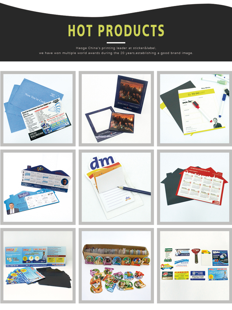 Custom printing kids paper sticker book