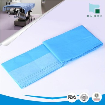 Biodegradable Nonwoven Fabric For Medical Bed Sheets