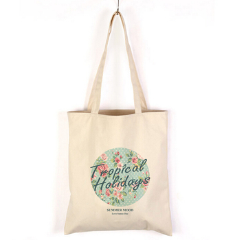 8b9de13b5e4b eco custom logo print natural shopping cotton canvas tote calico bag