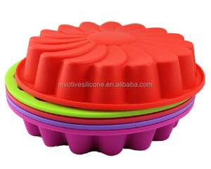 Pizza Baking Pan Fluted Pie