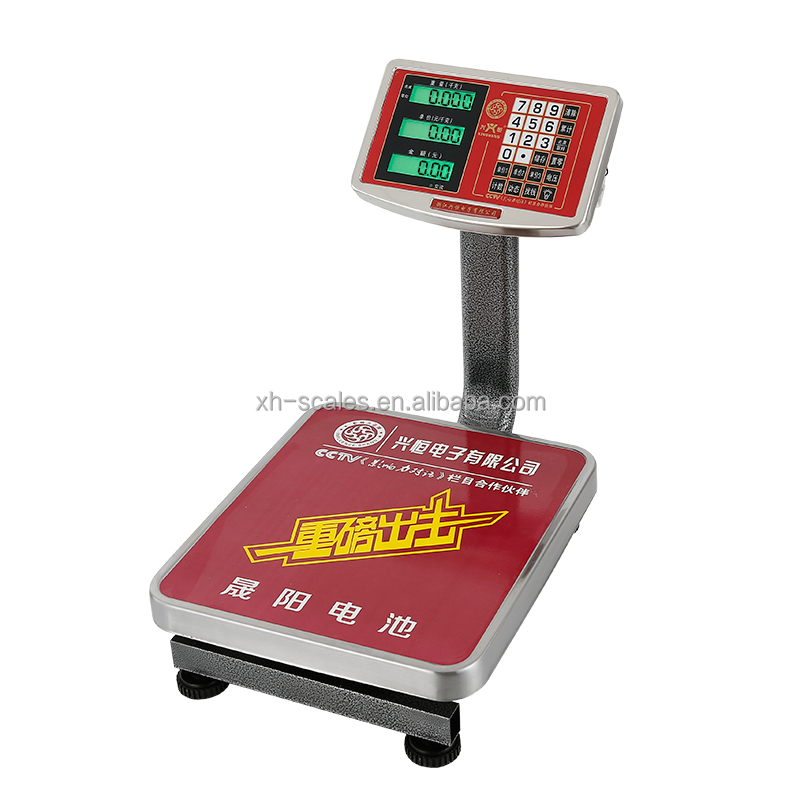 good performance Platform scale used in weight