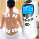 Electric massager slimming Tens Acupuncture Digital Therapy Machine For Back Neck Foot Amy Leg Health Care