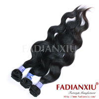 Best selling! virgin brazilian hair extension 5A brazilian human deep curly/ loose/ body/ straight hair