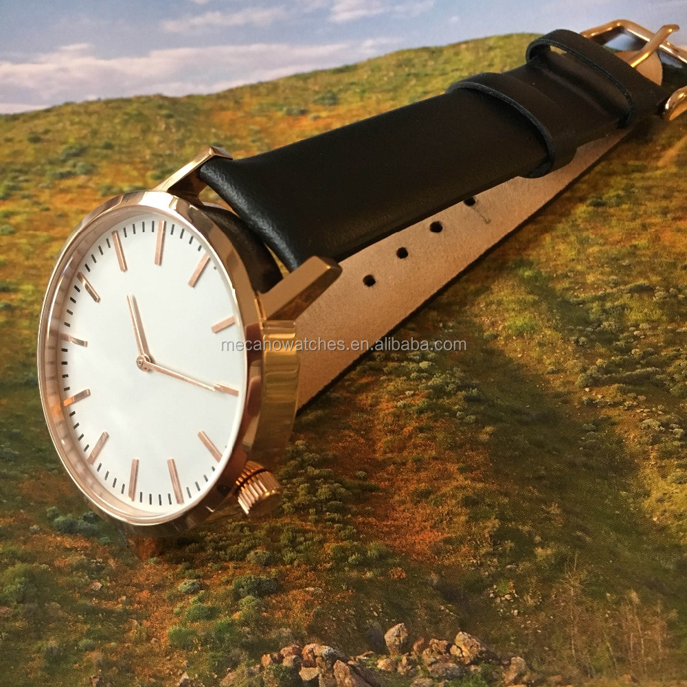 Time is what you make of it quick release watch band