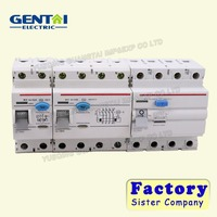 RCCB and RCBO Residual Current Circuit Breaker