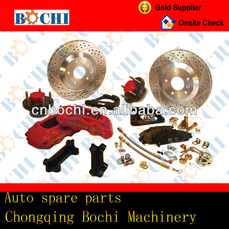 Chinese Make Best Selling High Performance Auto Brake System Parts ...