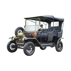 CE Certificate 5 person vintage model T mini car electric car