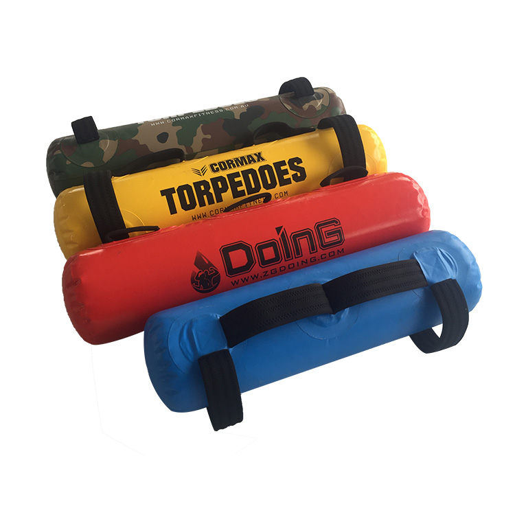 Pvc material adjustable weight aqua top power bag for young men