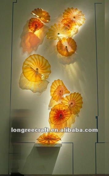 Fashion Murano Glass Design Decorative Wall Partitions