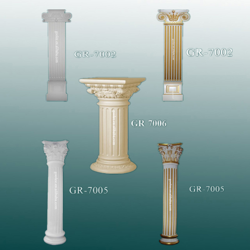 Decorative Roman Columns House Pillars Design Buy