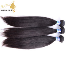 Wholesale price with human hair 28 inch virgin remy brazilian hair weft