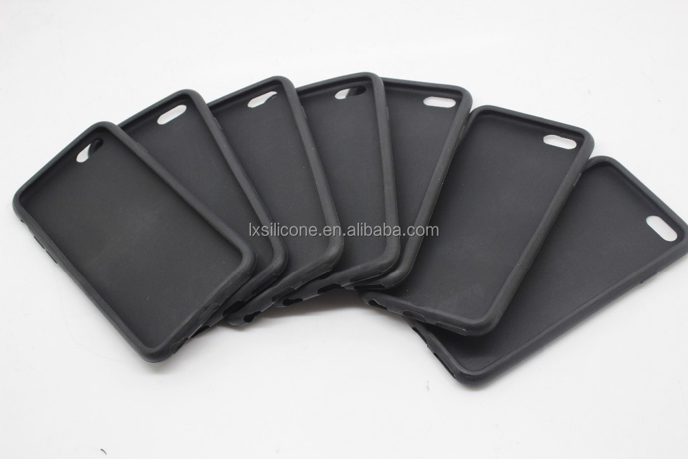 mobile phone accessories, cheap silicon case for iphone 6